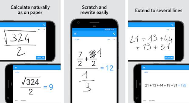 MyScript Calculator 2 for PC