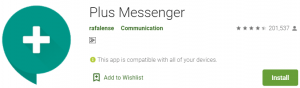 Plus Messenger exe