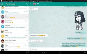 Plus Messenger For PC
