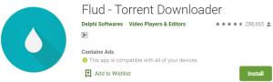 Flud Torrent Downloader For PC Download