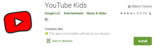 YouTube Kids for PC Download