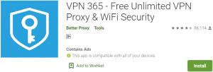 VPN 365 for PC Download