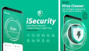 iSecurity Antivirus For PC
