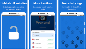 Proxynel for PC
