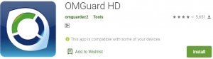 OMGuard HD for PC Download