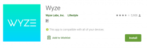 Wyze For PC