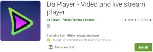 Da Player for PC Download