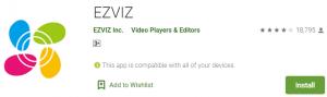 EZVIZ for PC Download