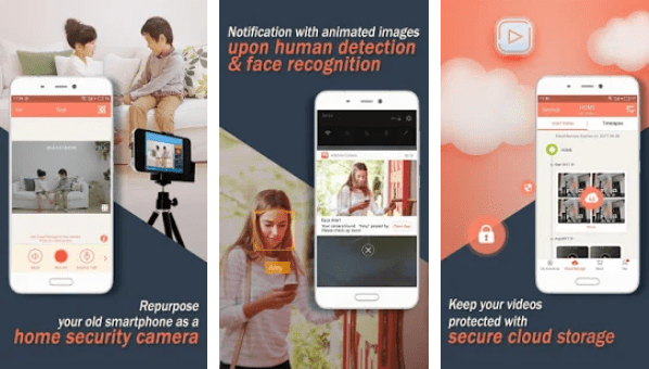 Download AtHome Camera for PC