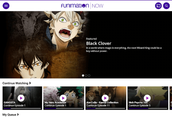 FunimationNow for PC
