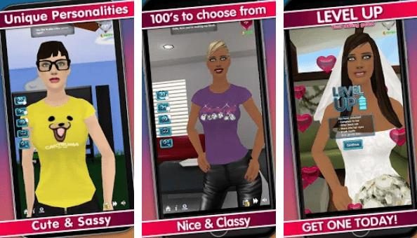 My Virtual Girlfriend for PC