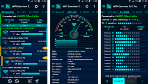 WiFi Overview 360 For PC
