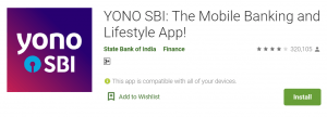 YONO SBI For PC