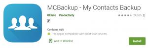 MCBackup For PC