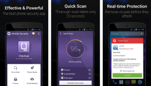 NQ Mobile Security For PC