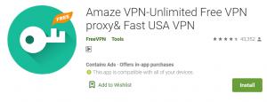 Amaze VPN For PC