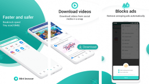Mint Browser For PC