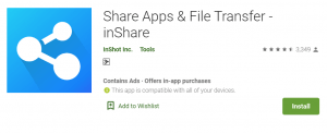 inShare For PC