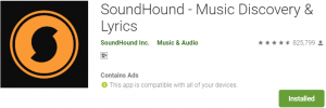 SoundHound for PC Download