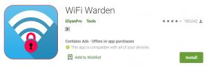 WiFi Warden For PC
