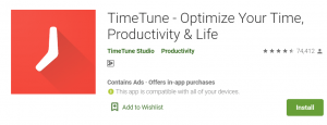 TimeTune For PC