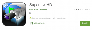 SuperLiveHD For PC