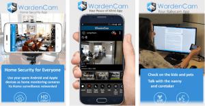 WardenCam for PC