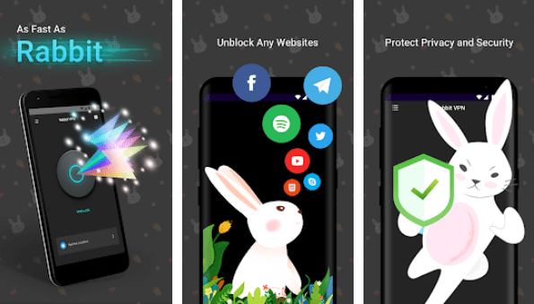 Rabbit VPN for PC