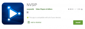 NVSIP For PC
