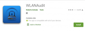 WLANAudit For PC