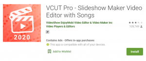 VCUT Pro For PC