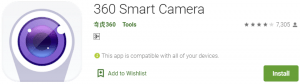 360 Smart Camera for PC Download