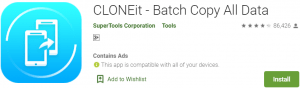 CLONEit for PC Download