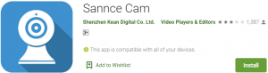 Sannce Cam for PC Download