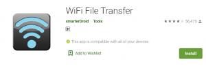 WiFi File Transfer For PC