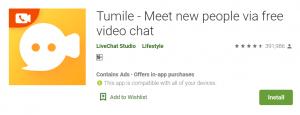 Tumile For PC