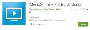 iMediaShare For PC