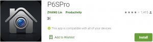 P6SPro for PC Download