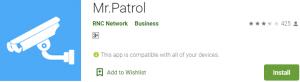Mr Patrol for PC Download