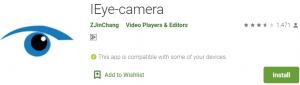 IEye-camera for Windows 10/8/7/Mac