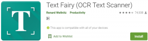Text Fairy for PC Download