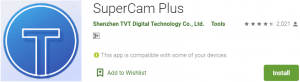 SuperCam Plus for PC Download