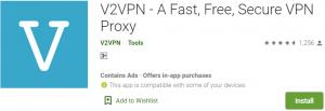 V2VPN PC Download