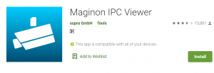 Maginon IPC Viewer for PC