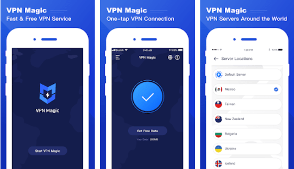Download VPN Magic for PC