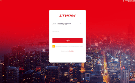 Bitvision Camera app for PC