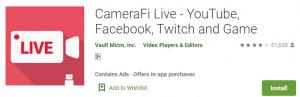 CameraFi Live For PC