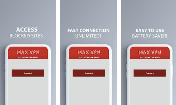 MAX VPN for PC