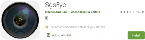 SgsEye for PC Download