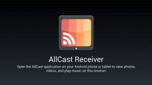AllCast Receiver for PC